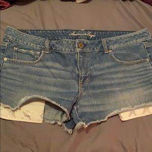 American Eagle shorts size 18 with stars